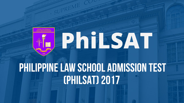 2017 PhiLSAT Results Released
