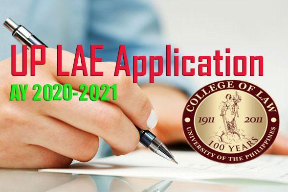 UPLAE Application